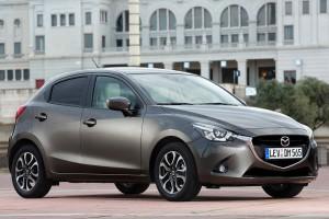 Mazda2 Hatchback 2017: elegante, fresco y moderno.
