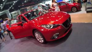 Mazda3 Sedán 2017: con mejoras para seguir su exitoso camino.