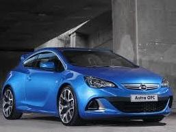 Opel Astra OPC 2016: divertido, potente y liviano.