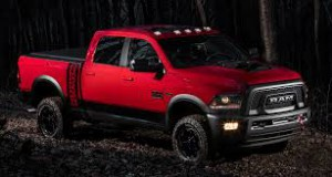 La Ram Power Wagon 2017 es la mejor pick up off-road de 2016
