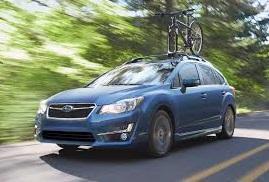 Subaru Impreza Hatchback 2016: juvenil y seguro