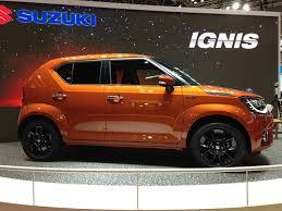 Suzuki Ignis 2017 , un híbrido atractivo y muy equipado