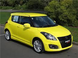 Suzuki Swift Sport 2016: poder y tecnología.