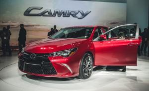 Toyota Camry 2107:deportivo y vanguardista, elegante y confortable.
