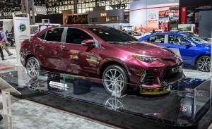 Toyota Corolla 2017: una importante renovación para seguir triunfando.