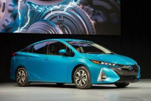 Toyota Prius Prime 2017: el  híbrido más sofisticado del mercado
