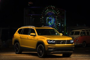 Volkswagen Atlas, EEUU recibe al hermano mayor de la Touareg.