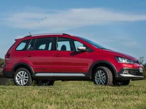 Volkswagen Suran 2016: diseño, espacio y comodidad.