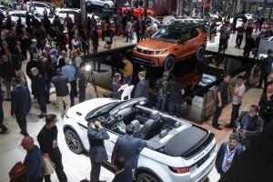 Todas las imágenes del Auto Show de París 2016
