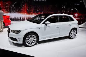 Audi A3 Hatchback 2017: más moderno y más potente.