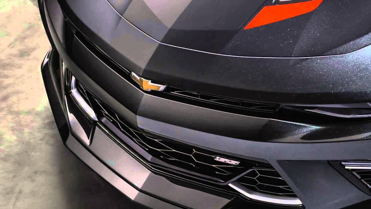 Chevrolet Camaro 50 Aniversario 2017 Una Edici 243 N Especial