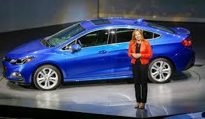 Chevrolet Cruze Sedán 2017:  diseño, seguridad, desempeño y tecnología.