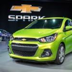 Chevrolet Spark 2017:frescura y refinamiento.