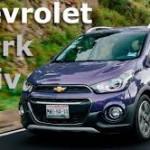 Chevrolet Spark Activ 2017:  más robusto, más llamativo y más aventurero.