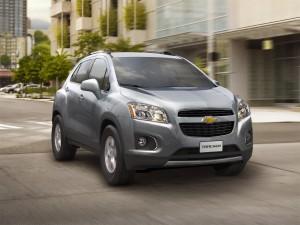 Chevrolet Tracker 2017: confort, diseño, seguridad y tecnología en conectividad.