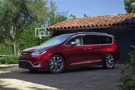 Chrysler Pacifica 2017: equipada y muy segura