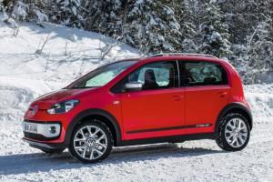 Volkswagen Cross Up! 2017: listo para la aventura.