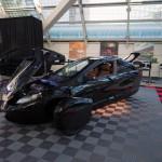 Auto Show de los Ángeles 2016: Elio E1C Concept, un auto eléctrico de $7,300 dólares.