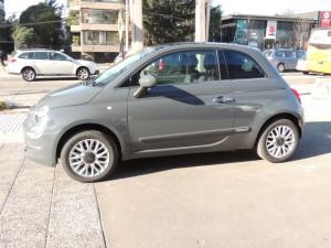 Fiat 500 2017: con 1900 cambios.