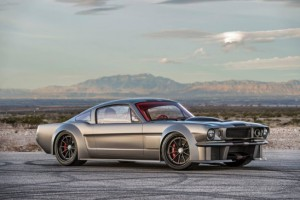 SEMA Show 2016: Ford Mustang Vicious por Timeless Kustoms !!! Espectacular!!