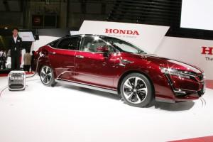 Honda Clarity Fuel Cell 2017, listos los precio de arrendamiento