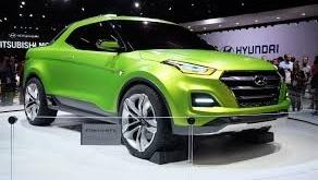Autoshow de Sao Paulo 2016: Hyundai Creta STC Concept