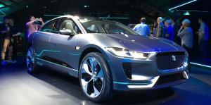 Auto Show de los Ángeles 2016: Jaguar I-Pace Concept, el primer Jaguar totalmente eléctrico.