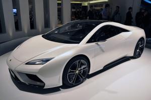 Lotus Esprit Concept, el regreso de clásico muy radical.