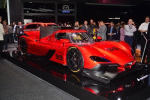 Auto Show de los Ángeles 2016: Mazda RT24-P, cuatro cilindros y 600CV.