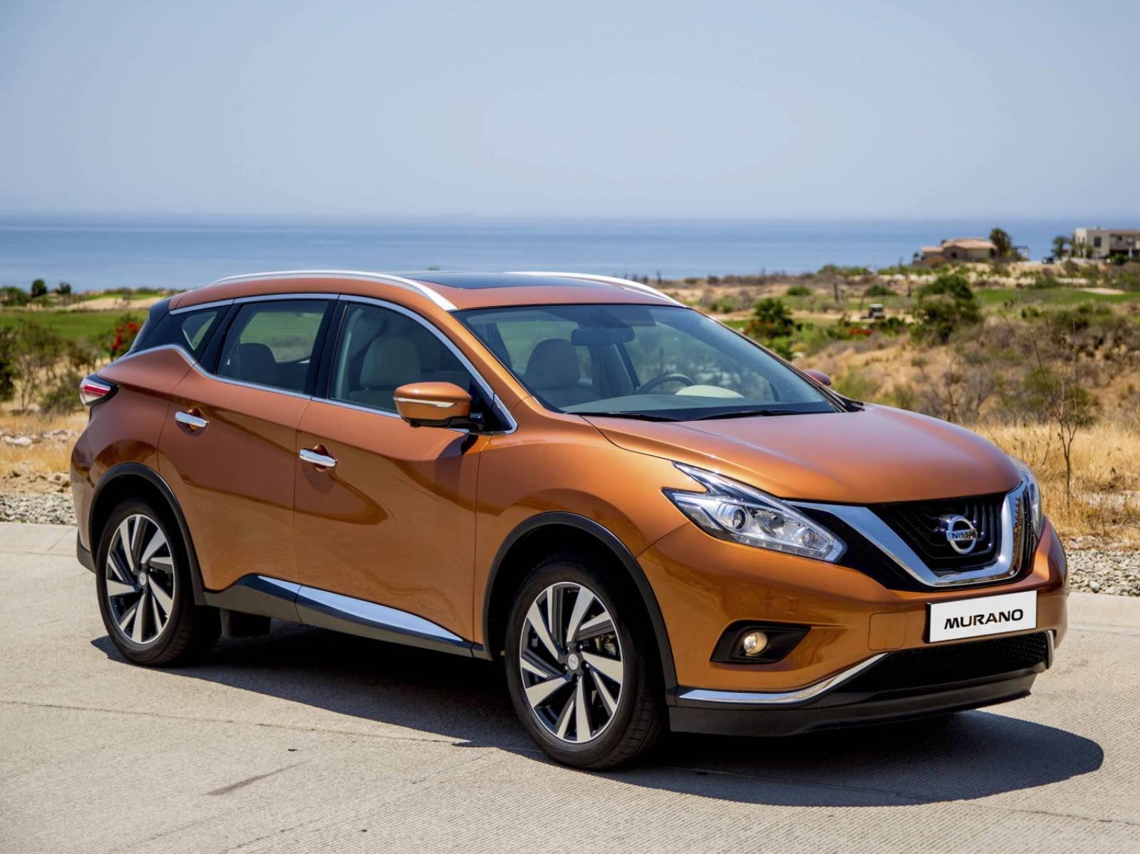 2016 Toyota Venza >> Nissan Murano 2017:diferente e innovador | Lista de Carros