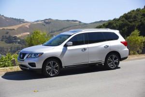 Nissan Pathfinder 2017: más moderna y más equipada.