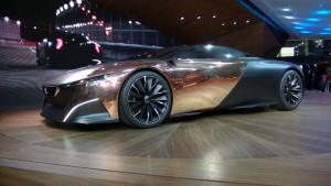 Peugeot Onyx, un Concept bastante especial.