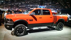 SEMA Show 2016: Ram Macho Power Wagon