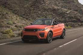 Range Rover Evoque Convertible 2017: lujo y poder
