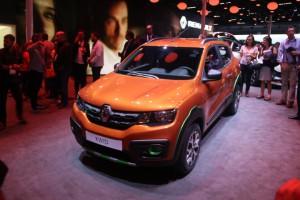 Salón de Sao Paulo 2016: Renault Kwid Outsider Concept