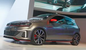 Salón de Sao Paulo 2016: Volkswagen Gol GT Concept, más agresivo y más equipado.