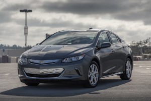 Chevrolet Volt 2017:, un auto eléctrico muy interesante.