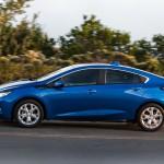 Chevrolet Volt 2017: Para México se ofrece la versión Volt Premier que tiene un precio de $680,400