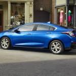 Chevrolet Volt 2017: Para Estados Unidos tiene un precio de $33,220