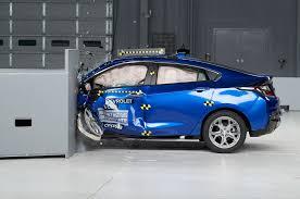 Lista de los autos más seguros en Estados Unidos para 2017