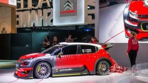 Citroën C3 WRC 2017: mejorado para ganar todo