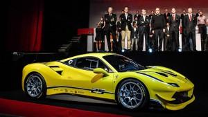 Ferrari 488 Challenge, listo para los circuitos.