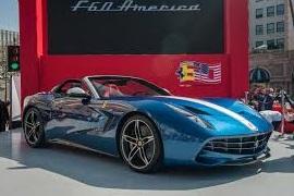 Ferrari F60 América !!!Solo para 10 exclusivos clientes!!