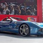 Imágenes del Ferrari F60 América.