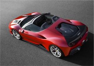 Ferrari J50 2017, un exclusivo biplaza para rendir homenaje a Japón.