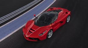 Subastan un Ferrari LaFerrari por 7 millones de dólares.