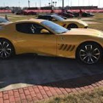 Ferrari P540 Superfast Aperta o la exclusividad que el dinero puede dar.