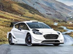 Ford Fiesta WRC 2017, listo para competir y ganar