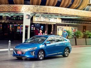 Hyundai Ioniq Autonomous Concept: un auto muy eficiente