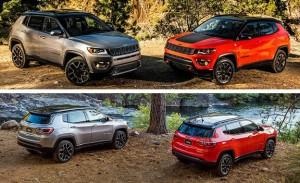 Jeep Compass 2017: bastante renovado y más interesante